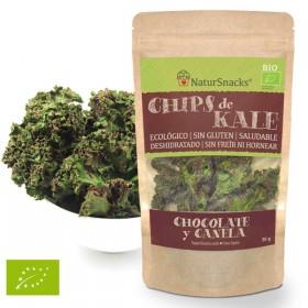 CHIPS KALE - Chocolate&Canela