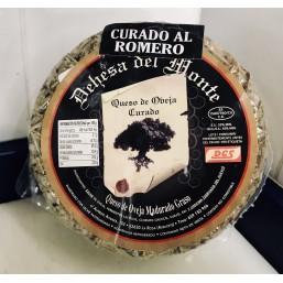 QUESO CURADO AL ROMERO DEHESA DEL MONTE