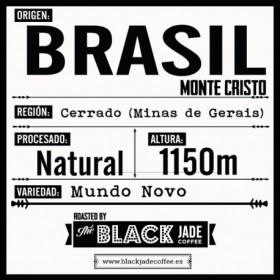 CAFE BRASIL DATERRA MONTECRISTO