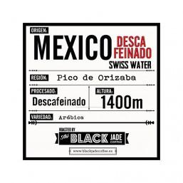 CAFE MEXICO Descafeinado