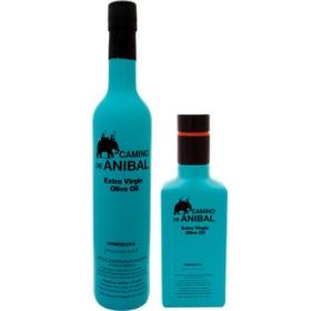 Aceite de Oliva Virgen Extra Arbequina Camino de Anibal 500 ml