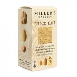 THREE NUT CRACKERS MILLER'S HARVEST