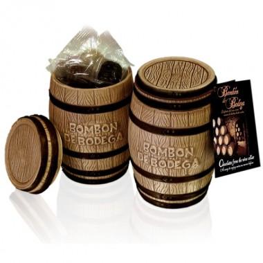 CHOCOLATE FROM THE WINE CELLAR BOMBÓN DE BODEGA