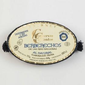 CONSERVAS BERBERECHOS DE LAS RIAS GALLEGAS CONSERVAS DE CAMBADOS