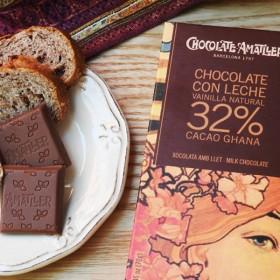 CHOCO-LECHE Y VAINILLA