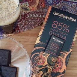 CHOCOLATE 85% GHANA