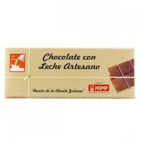 CHOCOLATE CON LECHE ARTESANO JESPED