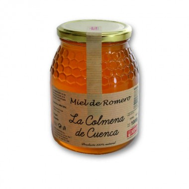 MIEL DE ROMERO (1 kg)