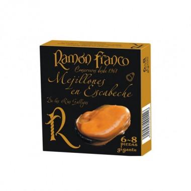 CONSERVAS MEJILLONES GIGANTES RAMÓN FRANCO