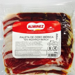 PALETA DE CEBO IBÉRICA