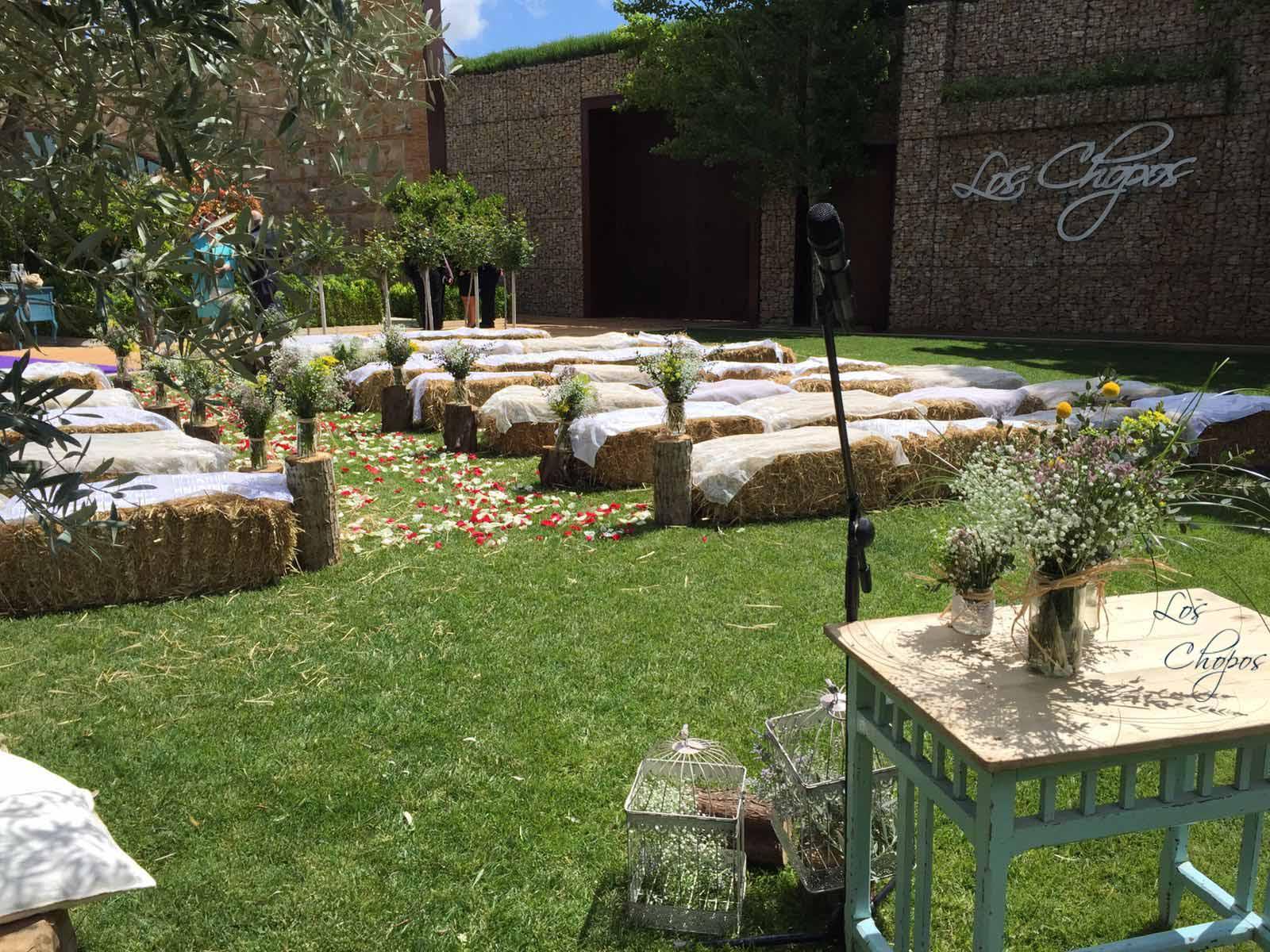 Decoracion boda civil en jardin simple decoracion with - Decoracion jardin boda civil ...