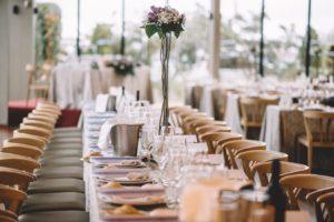 aroma del campo en la boda
