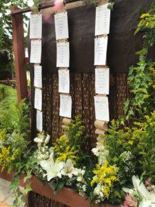 seating plan de bodas