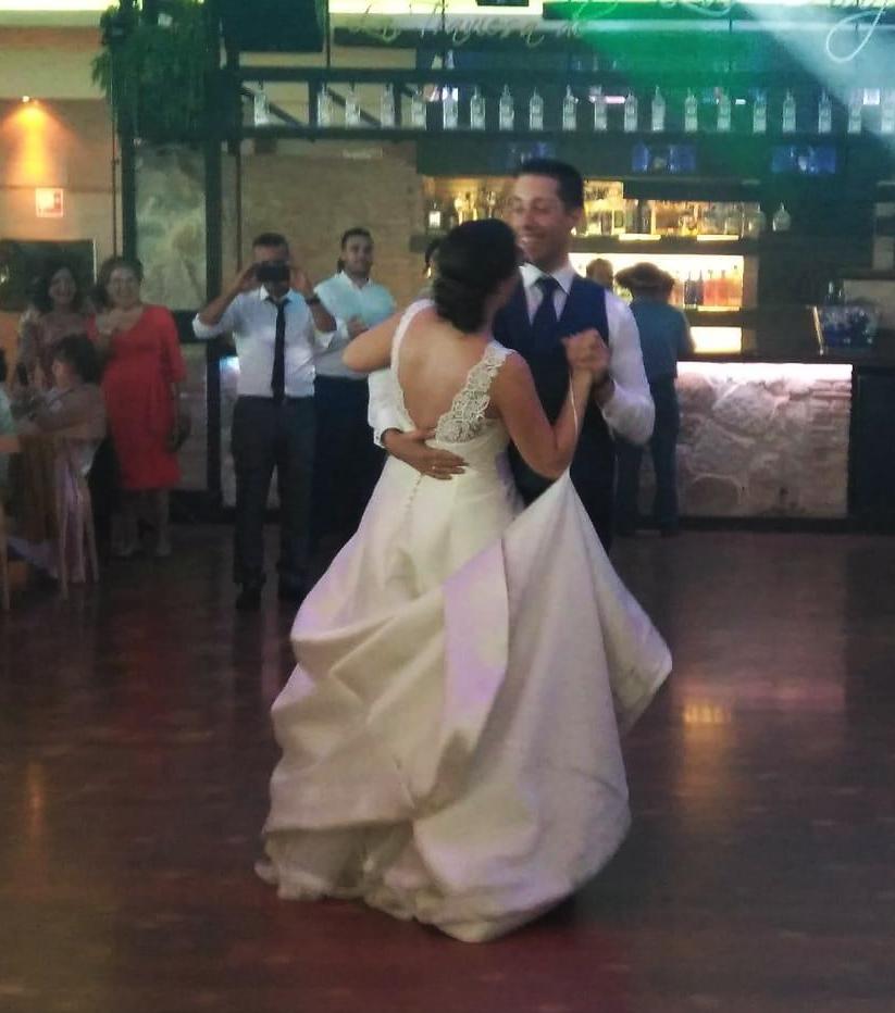 una boda muy especial baile