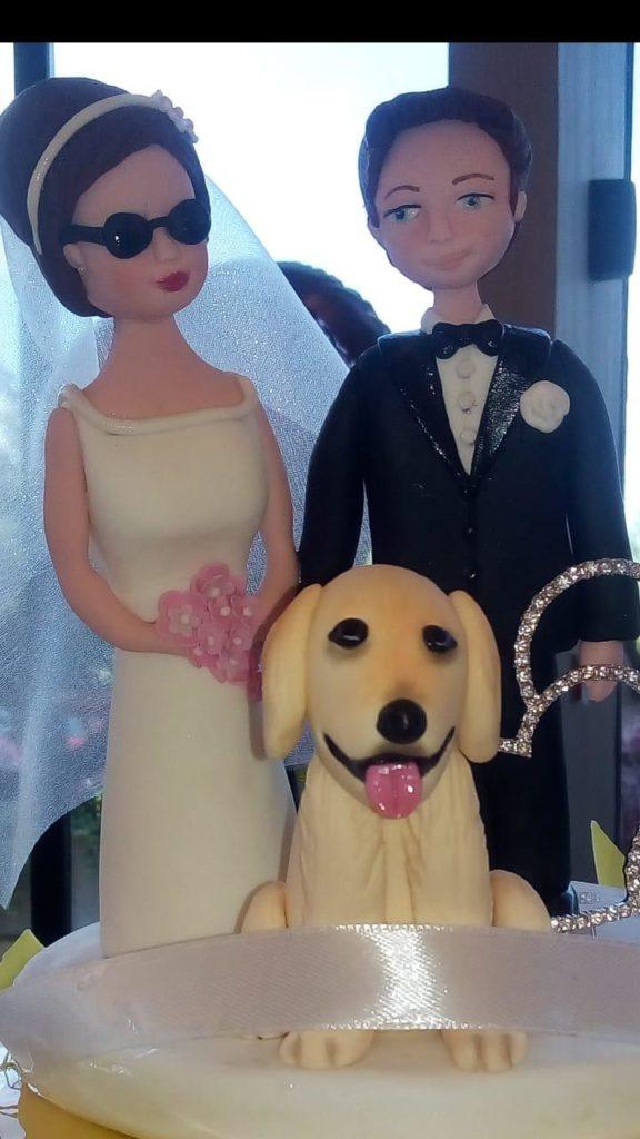 una boda muy especial figuras