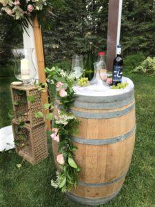 rincones de bodas cinco