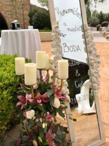 rincones de bodas