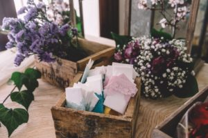 rincones de bodas siete