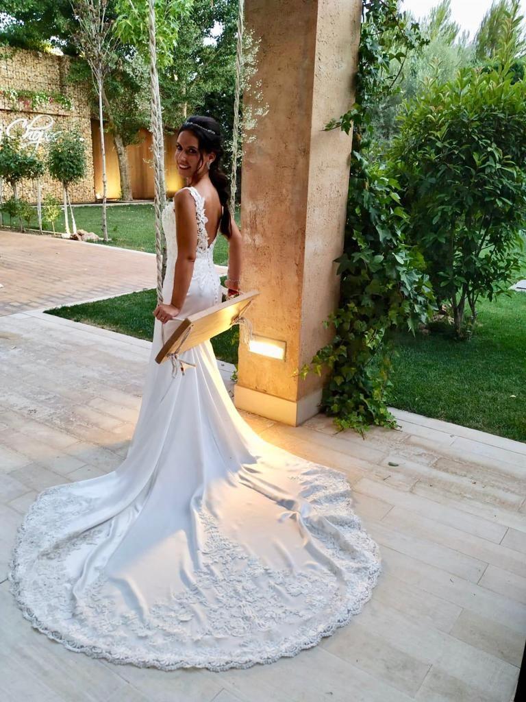 boda mallorquina novia