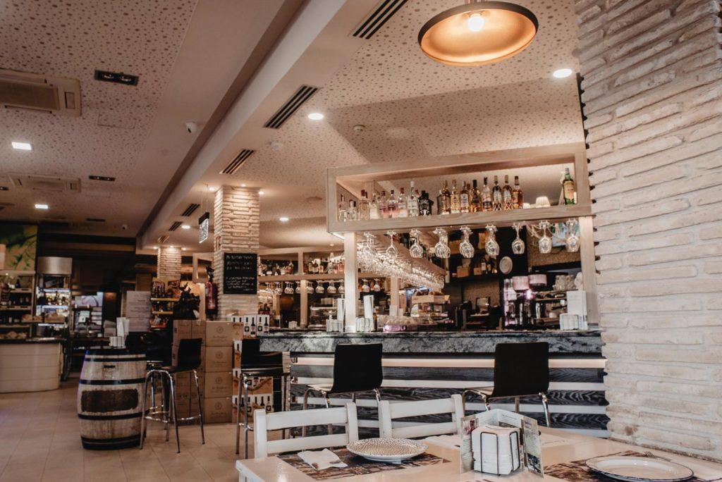 restaurante entre madrid y alicante tapería