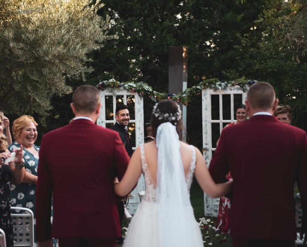 detalles de boda padrinos
