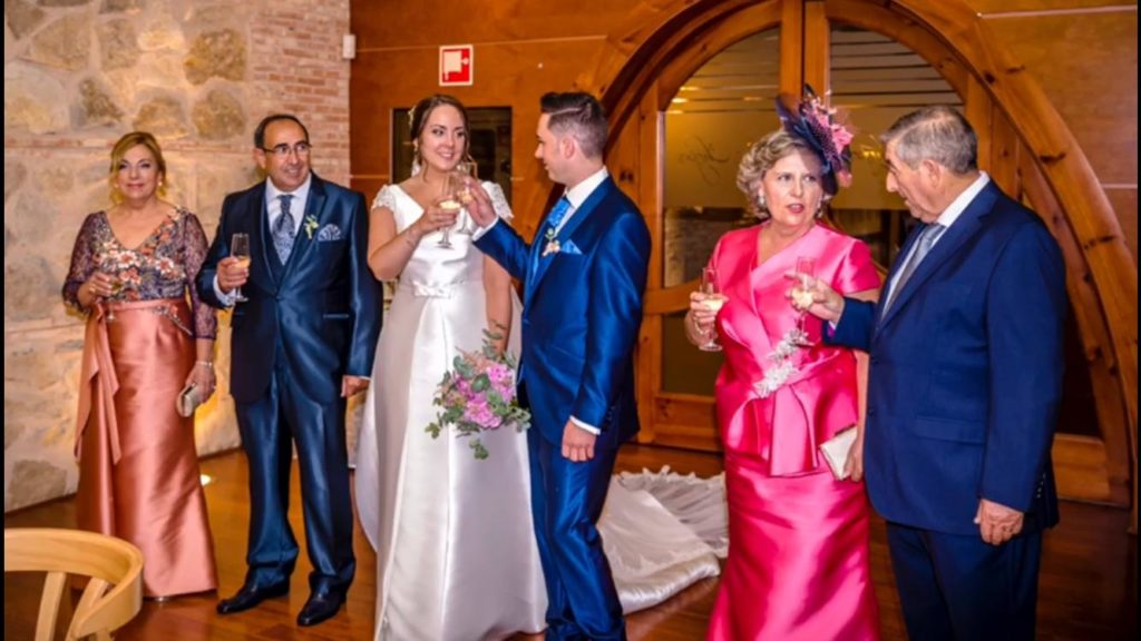 una boda entre amigos