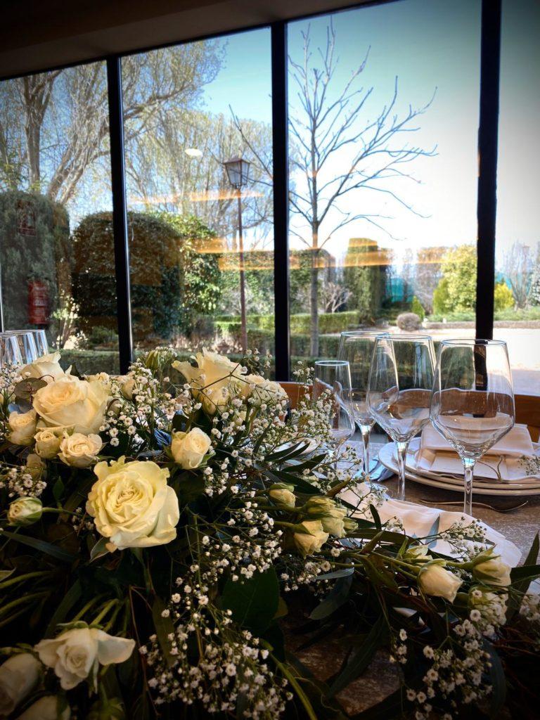 boda y bautizo mesa presidencial