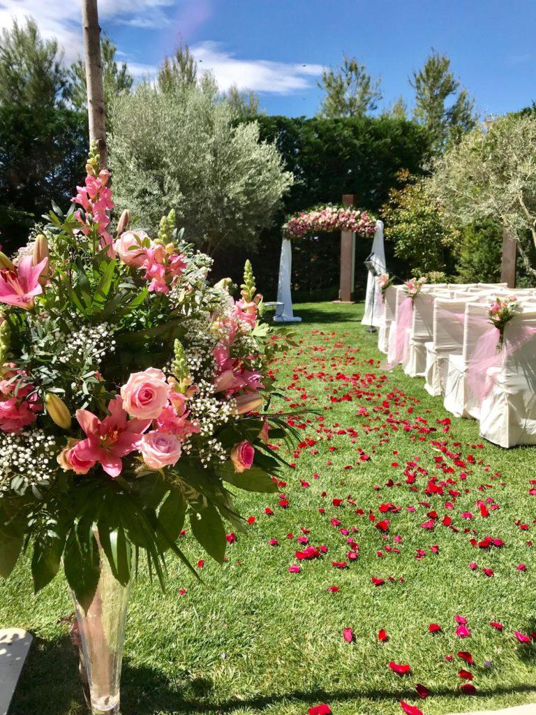 como organizar a los invitados en la boda