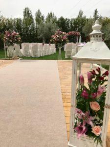 una boda muy sonada