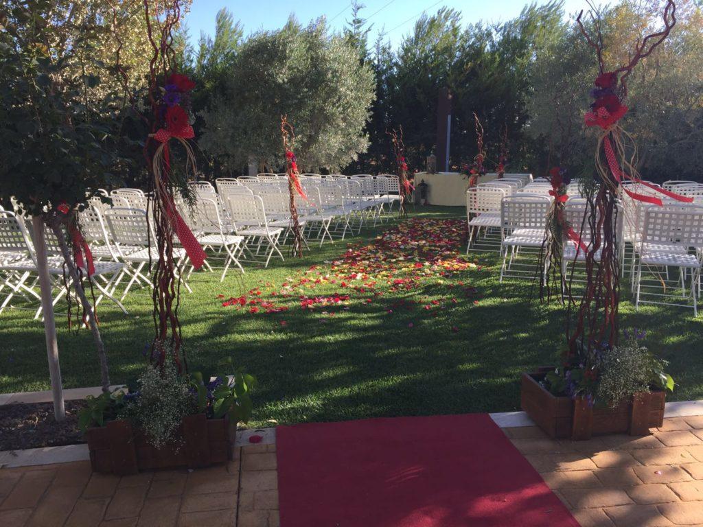 una boda andaluza