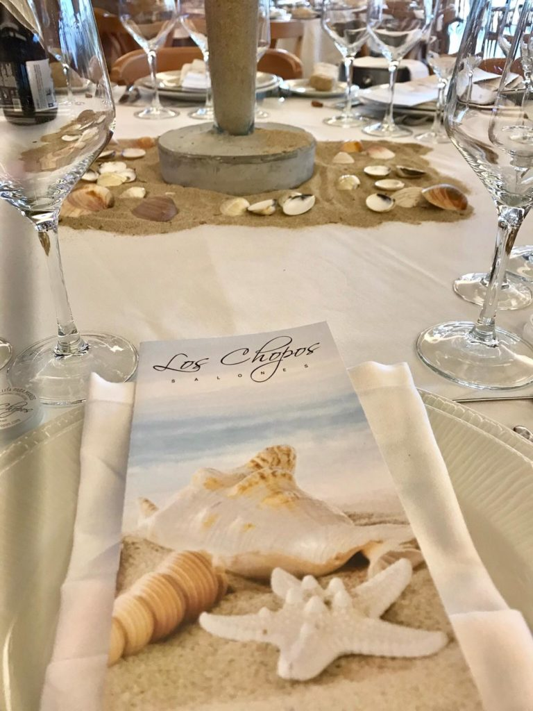 Mallorca en la boda