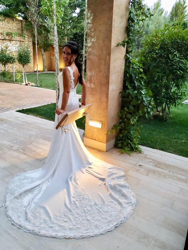 Una boda con aire de Mallorca