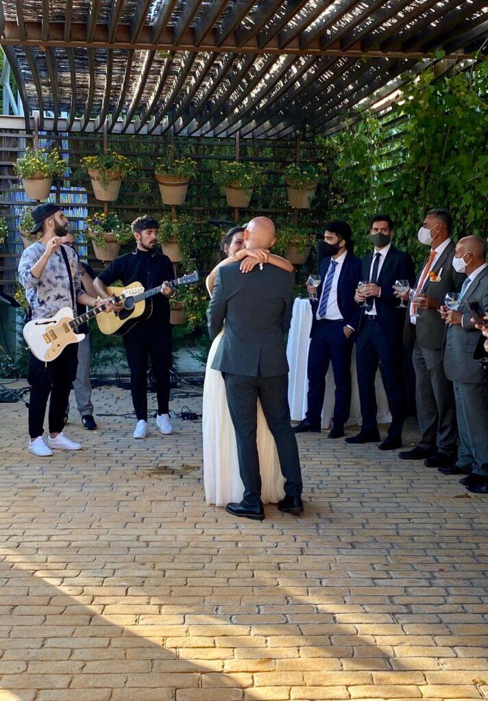 baile en boda festivalera