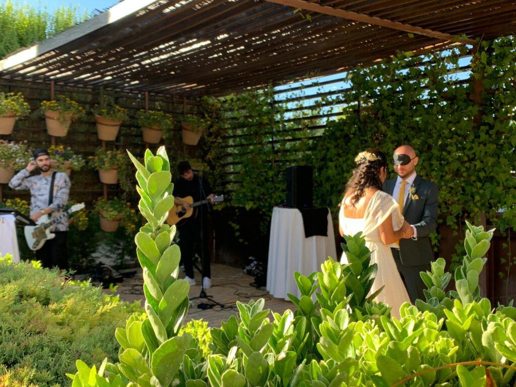 boda actuación siloe