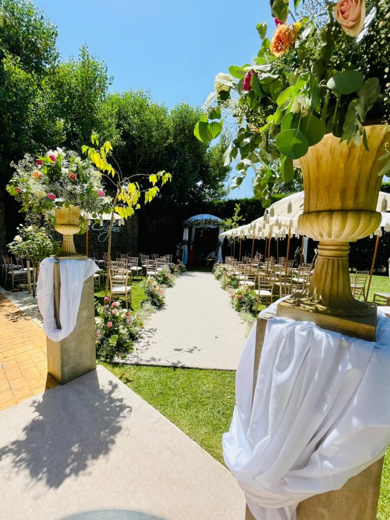 una boda llena de detalles