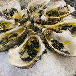 ostras en la feria de albacete