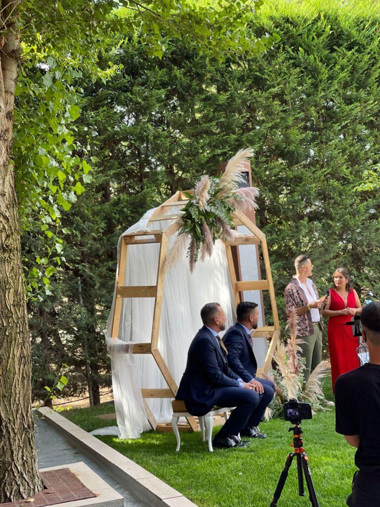 una boda llena de emoción